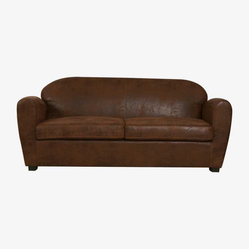 Vue de face du canapé CABB