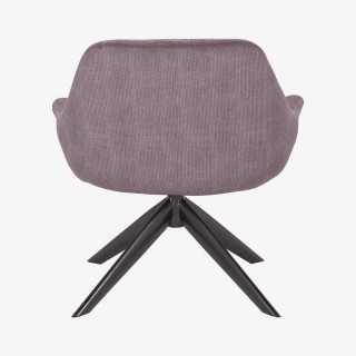 Vue de dos du fauteuil REGAS