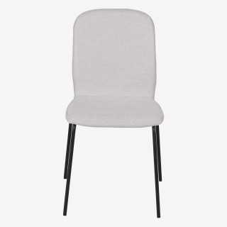 Vue de face de la chaise PENSEE