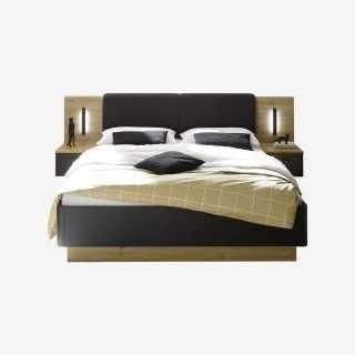Vue de face du lit NATH