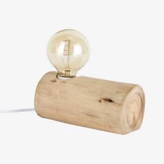 Vue de face de la lampe WALD
