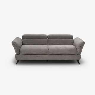 Vue de face du canapé HAITI